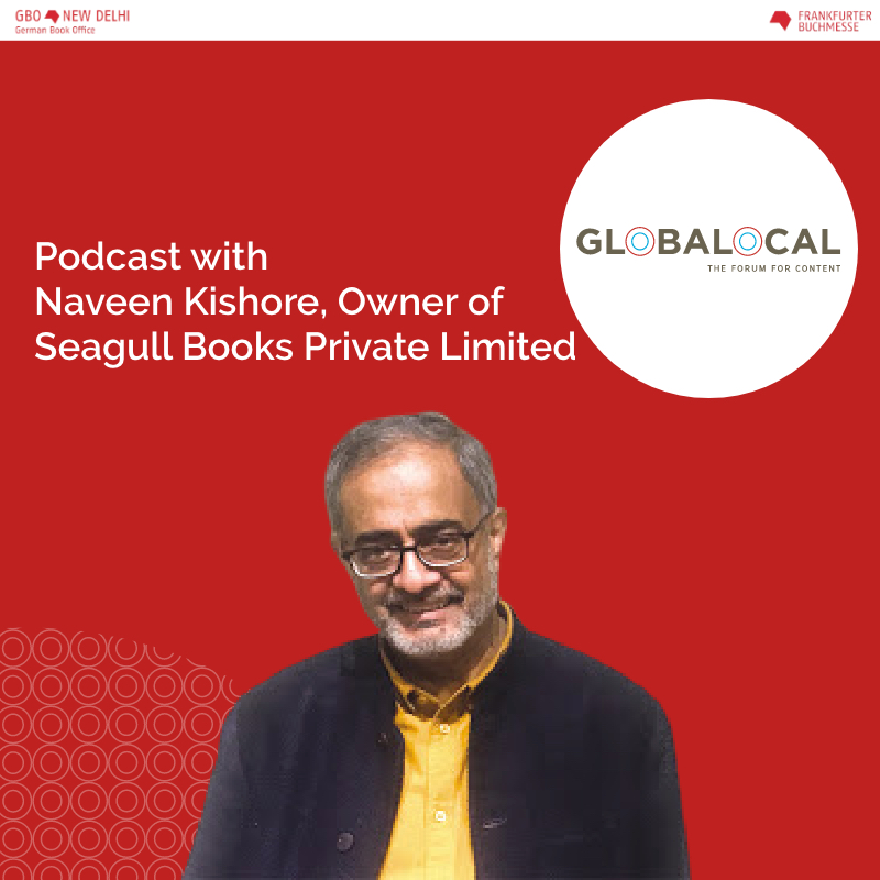 Episode 3: The Business of Translations with Naveen Kishore